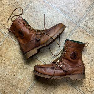 POLO Ralph Lauren Ranger Boots RARE